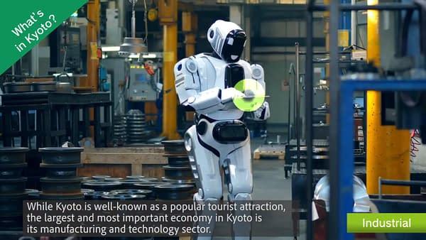 京都先端科学大学・工学部様 インバウンド向け学部PR動画