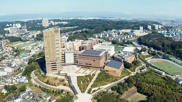 帝京大学 八王子キャンパス 施設紹介動画 2020