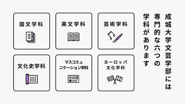 成城大学文芸学部様・学科ご紹介動画